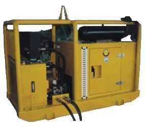 Гидравлический привод для фаскореза EV-PFM