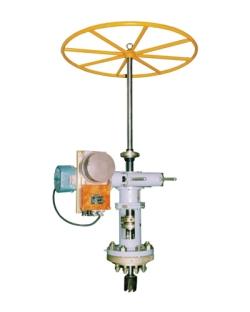 Станки вырезки отверстий в действующем трубопроводе с электроприводом ГАКС-В-50ЭВ (СВ-Э-В), ГАКС-В-50Э...500Э (СВ-Э)