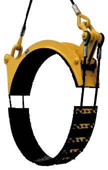 Подвеска Choker-belt для укладки труб (Германия)