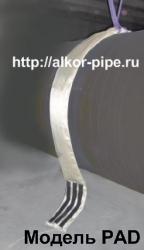 Индуктор Модель PAD