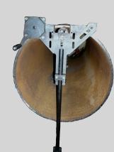 Устройство для снятия фаски на трубах более 400 мм