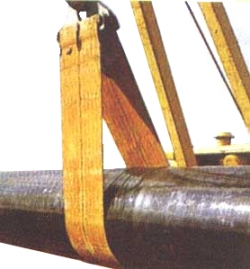 Полотенце мягкое для подъема труб