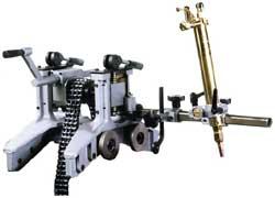 Цепная машина резки труб и подготовки фаски «Maxi Jolly Chain»