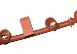 Подогреватель стыков свариваемых труб